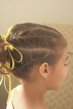 Ideas for doing your lil angels hair. I will SO need this when my little one finally gets some hair!