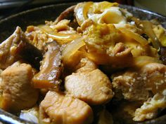 I Believe I Can Fry: Oyako Donburi (Japanese Chicken & Egg Bowl)