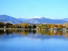Loveland, CO... HOME SWEET HOME. David and I are moving to Denver area and plan on buying out next home in The Sweetheart City!!!