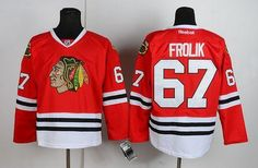 NHL Chicago Blackhawks Martin Havlat Home Red Jersey bd2048b555e