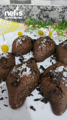 Enfes Çikolatalı Şekerpare (Ramazana Yakışır) Tarifi nasıl yapılır? 138 kişinin defterindeki bu tarifin resimli anlatımı ve deneyenlerin fotoğrafları burada. Yazar: Elif Doğan