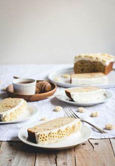 Honeycomb Pound Cake