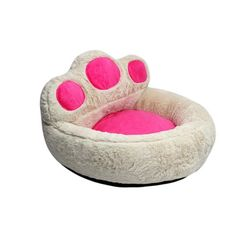 Maiqu Pet Supplies Pet Nest Shu Face Fleece Dog Kennel PAWS Pet Cushion Can Unpick and Wash * Click on the image for additional details. (This is an affiliate link and I receive a commission for the sales)