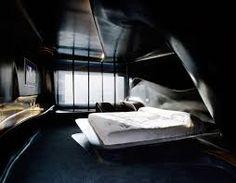 Resultado de imagem para quarto futurista decoração
