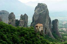 Art et culture...Ces spectaculaires monastères du monde - Frawsy