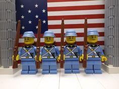 *NEW* Lego Dark Grey Civil War Soldier Captain Cap Hat Figures Minifigs x 1