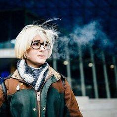 Street portrait of Roxane #wilsonhophotography #streetportrait #streetphotography #urban #toronto #smoke #stranger #peopeonthestreet /www.wilsonhophotography.com Street Portrait, Street Photography, Toronto, Urban, Smoke, Photo And Video, Instagram, Smoking
