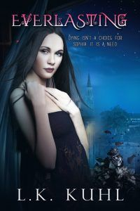 Everlasting by LK Kuhl #Teen #YA. Rating: Moderate. Only 0.99.