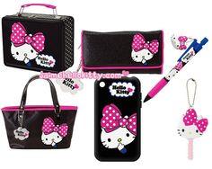 hello kitty accessories.