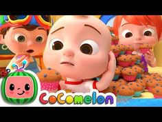 The Muffin Man | CoCoMelon Nursery Rhymes & Kids Songs - YouTube Baby Songs, Kids Songs, School Songs, Baking Muffins, Nursery School, Learning Letters, 100 Days Of School, Kids Videos, Nursery Rhymes