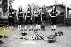 Seniors, team sports photos, teams, softball, girls softball team…