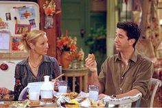 Os três melhores momentos chocólatras da TV #Friends #Castle #Bones