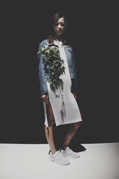 【ルック】「フォスティンヌ シュタインメッツ」2016年春夏ロンドン・コレクション | 2016 SS LONDON COLLECTION | FAUSTINE STEINMETZ | COLLECTION | WWD JAPAN.COM