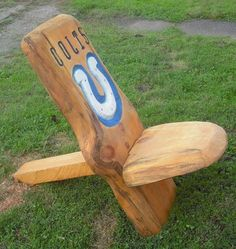 CARVED CHAINSAW BENCHES | Benches/Tables/Chairs | CHRISTMAN'S CHAINSAW CARVINGS