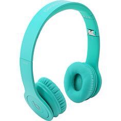 Tiffany Blue or Teal Dr. Dre Solo Beats Over the Head Headphones.