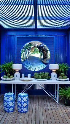 Blues and greens always beautiful together. Roberto Migotto - Tempo da Delicadeza