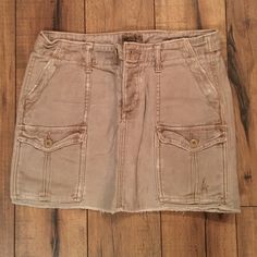 Cargo Skirt Gentle use. American Eagle Outfitters Skirts Mini