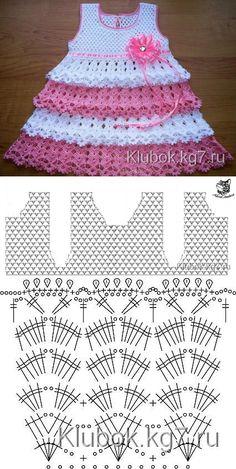 Vestido para una pequeña princesa de Julia KUZNETSOVA