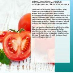 Menghilangkan Bekas Jerawat Pake Tomat Sayur Atau Tomat Buah