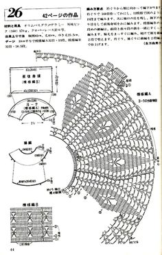 How to Crochet a Little Black Crochet Dress - Crochet Ideas Crochet Cardigan Pattern, Crochet Collar, Crochet Shirt, Crochet Stitches Patterns, Crochet Video, Crochet Diagram, Crochet Motif, Crochet Lace, Black Crochet Dress