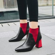 #chiko #chikoshoes #shoes #fashion #fashionable #style #lookbook #fall #winter #autumn #new #best #streetstyle #chic #trend #streetfashion #ankleboots #boots #chelseaboots #blackred