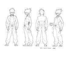 50 best poses and model sheets images on pinterest character