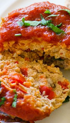 Chipotle Turkey Meatloaf Muffins