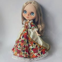 Cassandra - OOAK Custom Art Blythe Doll by Rainfable Dolls (2015)