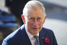 Prince Charles, Prince of Wales arrives at the Natural History Museum to greet Colombian President Juan Manuel Santos (not sen) on November 2, 2016 in London, England. The President of the Republic of Colombia Juan Manuel Santos and his wife Maria Clemencia Rodriguez de Santos are paying their first State Visit to the UK as official guests of Queen Elizabeth II.