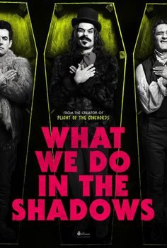 O que Fazemos nas Sombras (What We Do in the Shadows, J. Clement; T. Waititi)