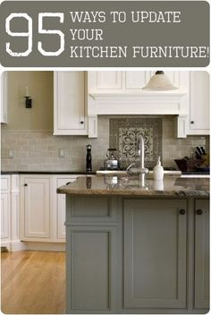 Update your kitchen furniture! Here are 95 great ideas!