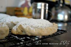 Empanadas de Coca-Cola, rellenas con Crema Pastelera
