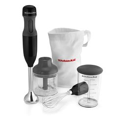 KitchenAid KHB2351OB 3-Speed Hand Blender - Onyx Black -- Visit the image link more details.