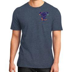 District T-Shirt (on man) #d4stor3ptynet #comiccon #nfl #nba #nerd #instagood #anime