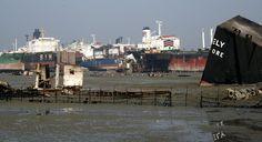 Chittagong, Bangladesh: World's Largest Ship-Breaking Yard