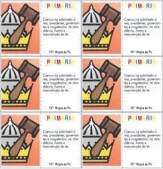 As Tontas Vão Ao Céu: Cartões - Regras de Fé (chaveiro) Comic Books, Key Chains, Park, Comic Strips, Comic Book, Comics, Graphic Novels