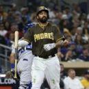 Padres end shutout streak at 30 innings get 1st run of year (Yahoo Sports)