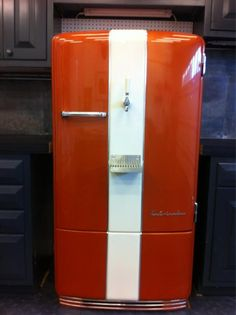 I want an old fridge, and the ability to do this