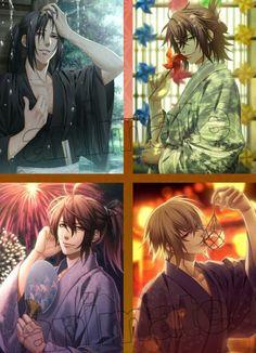 Cool Anime Guys, Hot Anime Boy, I Love Anime, Anime Chibi, Manga Anime, Anime Art, Bishounen, Image Manga, Fantasy Warrior