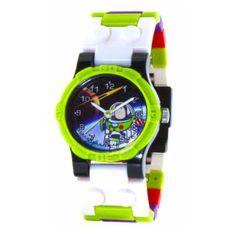 LEGO Kids' Toy Story Buzz Light Year Watch from MChrono.com