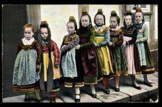 Germany, 1900s, Schwalm-Hessen, traditional dress, traditional costume, headdress.