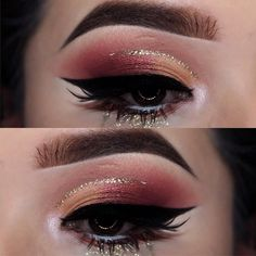 """3,732 Likes, 26 Comments - PÜR cosmetics (@purcosmetics) on Instagram: """"@makeup_by_dyani uses the Quick Pro Portables in Night Fantasy to create this sultry Fall eye look…"""""""