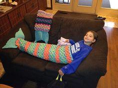 Ravelry: Mermaid Tail pattern by Elizabeth Cala