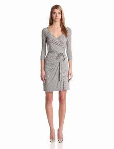 Weston Wear Women's Dawn Jersey Print Dress