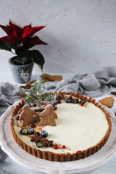 Fantastic Christmas desserts detail are available on our internet site. Check it out and you wont be sorry you did. Xmas Food, Christmas Sweets, Christmas Baking, Festa Party, Holiday Appetizers, Cookies Et Biscuits, Cake Decorating, Bakery, Food And Drink