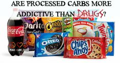 Brain Imaging Study Confirms Addictive Nature of Processed Carbs - Peace, Love, and Low Carb