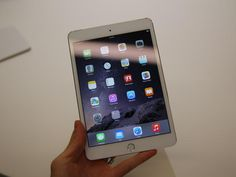 Apple iPad Mini 3: Preview - CNET