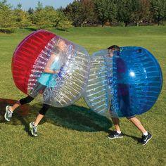 The Human Pinball Suits - Hammacher Schlemmer