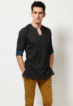 Shortkurta for men #Shortkurta www.manawat.in