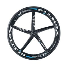 Xentis Mark 2 TT Shimano Track Wheel Rear -Black